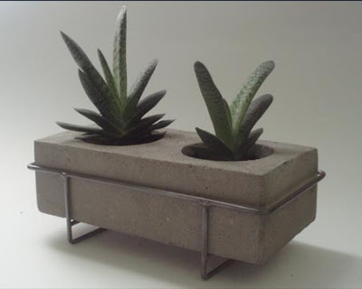 Another shade of grey alternative vases for Alternative planters