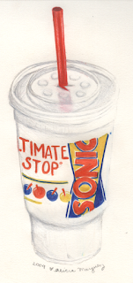 Sonic Hot Chocolate Spiced