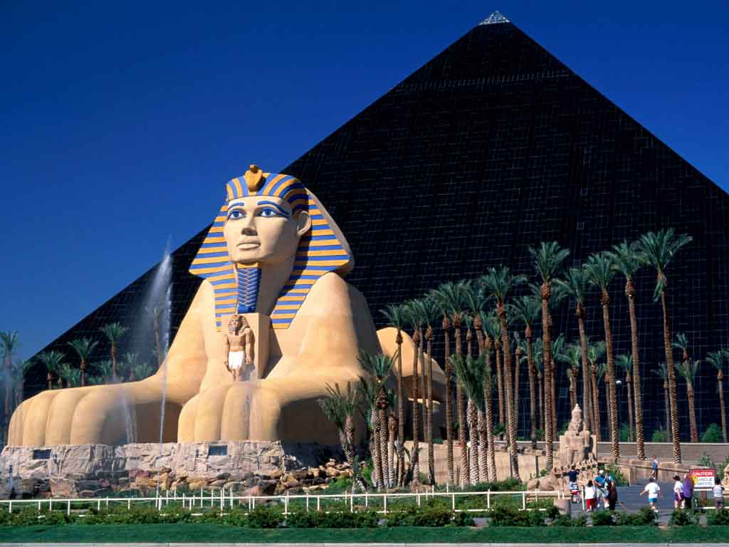 luxor hotel and casino las vegas wallpapers - Luxor Hotel and Casino Las Vegas Wallpapers HD