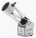 Il mio nuovo telescopio!