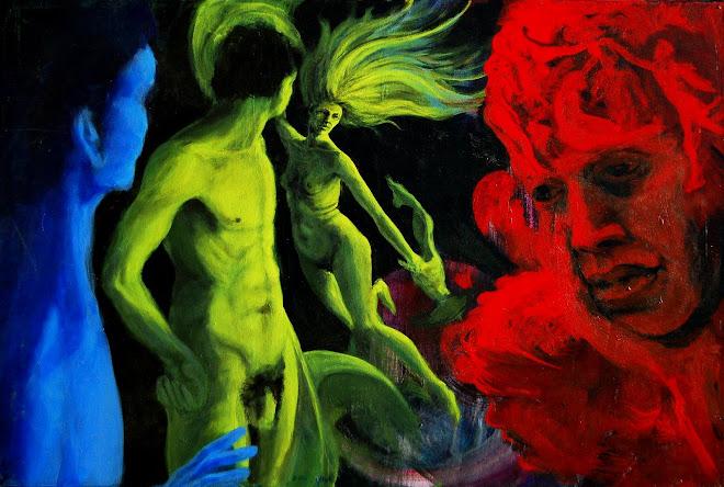 Cielo, purgatorio e infierno