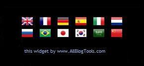 como poner traductor en blog y web