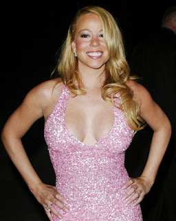 Mariah Carey ??estara embarazada? o gordita