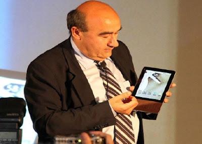 Ultimas tablets de Acer en Noviembre