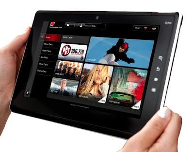 La Tablet de Toshiba Folio 100 precio