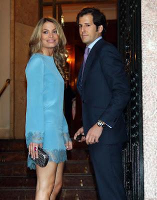 Carla y Jorge Benguría se casan