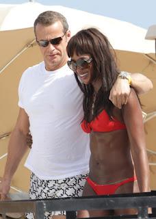 Naomi Campbell se casa con  Vladislav Doronin