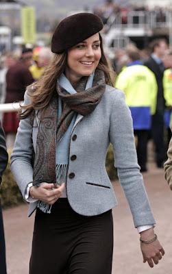 Kate Middleton quiere su propio vestido