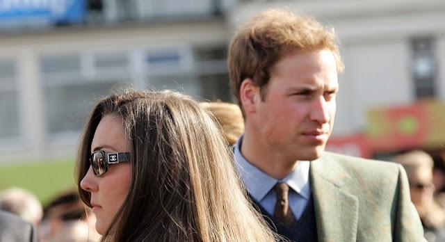 Los celos de Kate Middleton posesiva