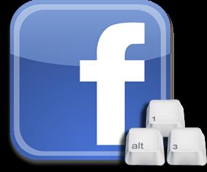 Las teclas rápidas y atajos en Facebook