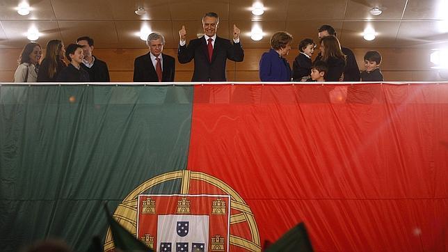 Cavaco Silva presidende de Portugal