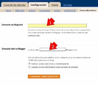 Como Administrar y Personalizar blog blogger