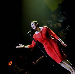 Luz Casal regresa en Segovia