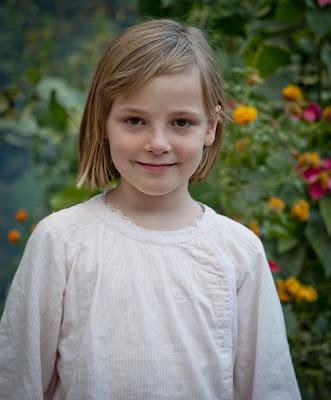 princesa Ingrid Alejandra cumpleaños fotos