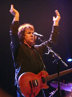 Gary Moore muere en España británico