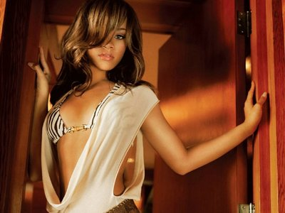 Fotos subidas de tono de Rihanna
