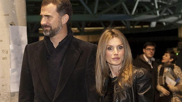 Príncipes de Asturias concierto luz casal