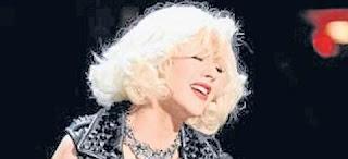 La Superbowl con Cristina Aguilera video