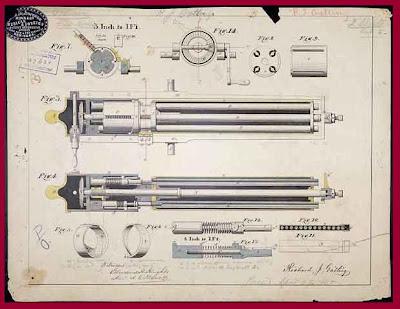 how to build a 22 gatling gun