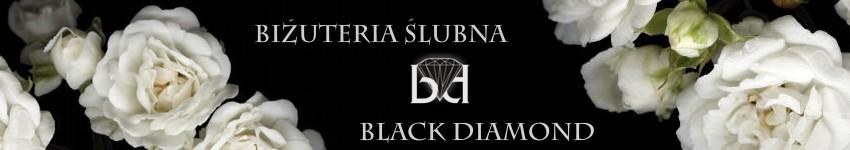 Biżuteria ślubna i wieczorowa Black Diamond