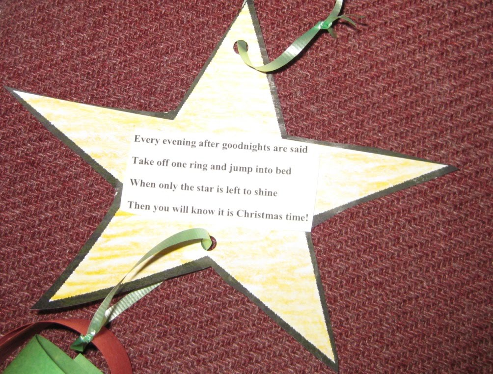 Preschool Storytime Crafts: Countdown to Christmas