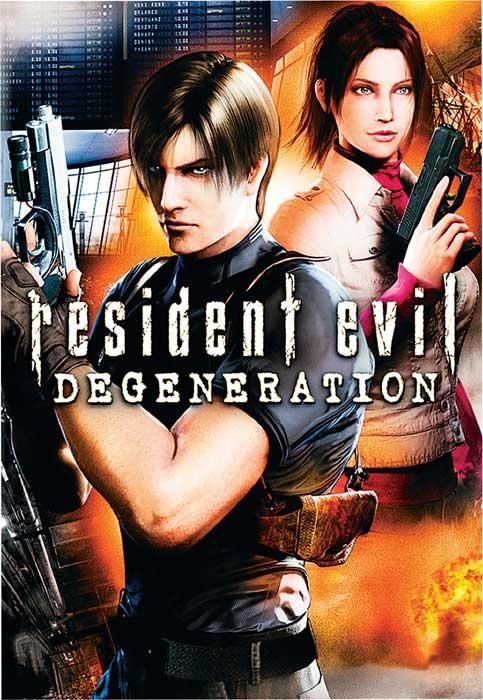 Resident Evil : Degeneration [BDRip] [TRUEFRENCH] AC3 [FS]