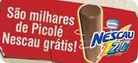 Sorvetes Nestlé - Raspou, Achou, Ganhou!