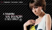 Promoção Ramarim vai invadir o seu Orkut