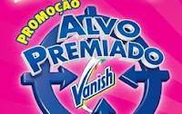 Promoção Vanish Alvo Premiado