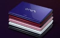 Notebook Sony Vaio Cores