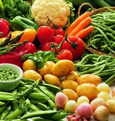 Receta Vegetariana Budín de verduras