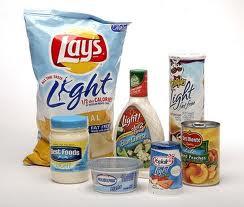 Como leer las etiquetas de los productos dietéticos