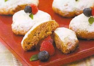 Receta Galletas de Manjar y Avena