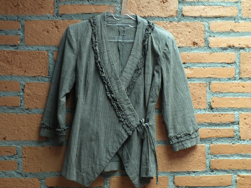 Batik Khasandy Clothing  Ethnically Stylish! Batik  Coat And Outerwear