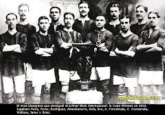 1º Titulo Internacional Copa Pirineos 1910