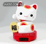 LUCKY MONEY CATS! 招财猫