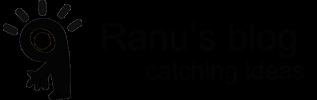 Ranu's Blog
