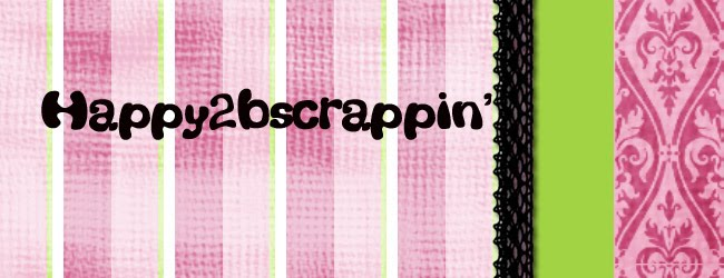 HAPPY2BSCRAPPIN & REVIEWING