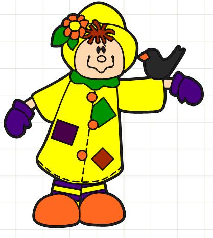 MTC ScarecrowScarecrow Face Clipart