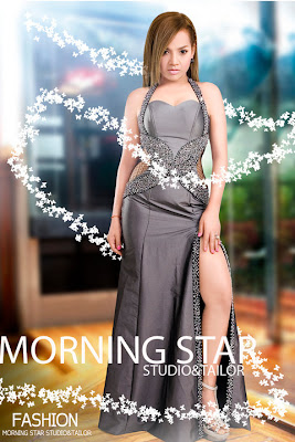 ghem chanthorn khmer model with new fashion dress