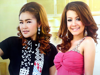 chorn chanleakena and heng maradi khmer beautiful actress