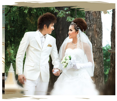 Dress Model Term on Term Rotha And Alex Chantra Khmer Stars In Wedding Dress