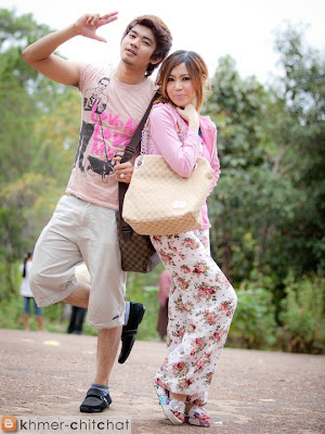 ng and ieng vichhiy khmer models