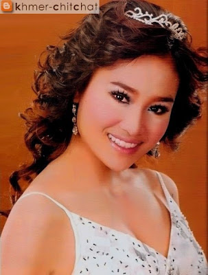 saray sackena khmer model