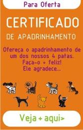 Certificados de Apadrinhamento