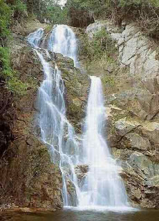 Cee Poo Waterfalls