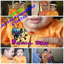 U & ME RAYER TOGETHER2 CONTEST..