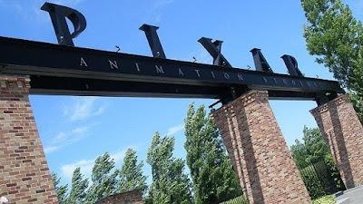 Экскурсия на киностудию Pixar