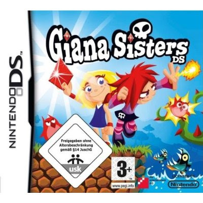 giana sister ds