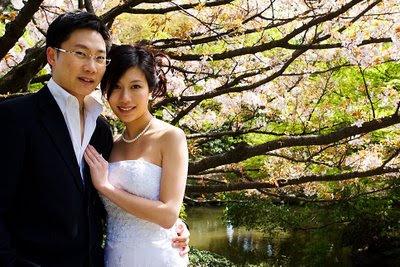 Свадебная фотография в Японии